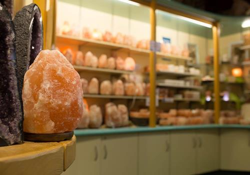 Salt Lamps - News